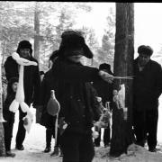 Проводы зимы 1974 год