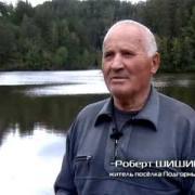 телеканал Енисей-регион о Подгорном